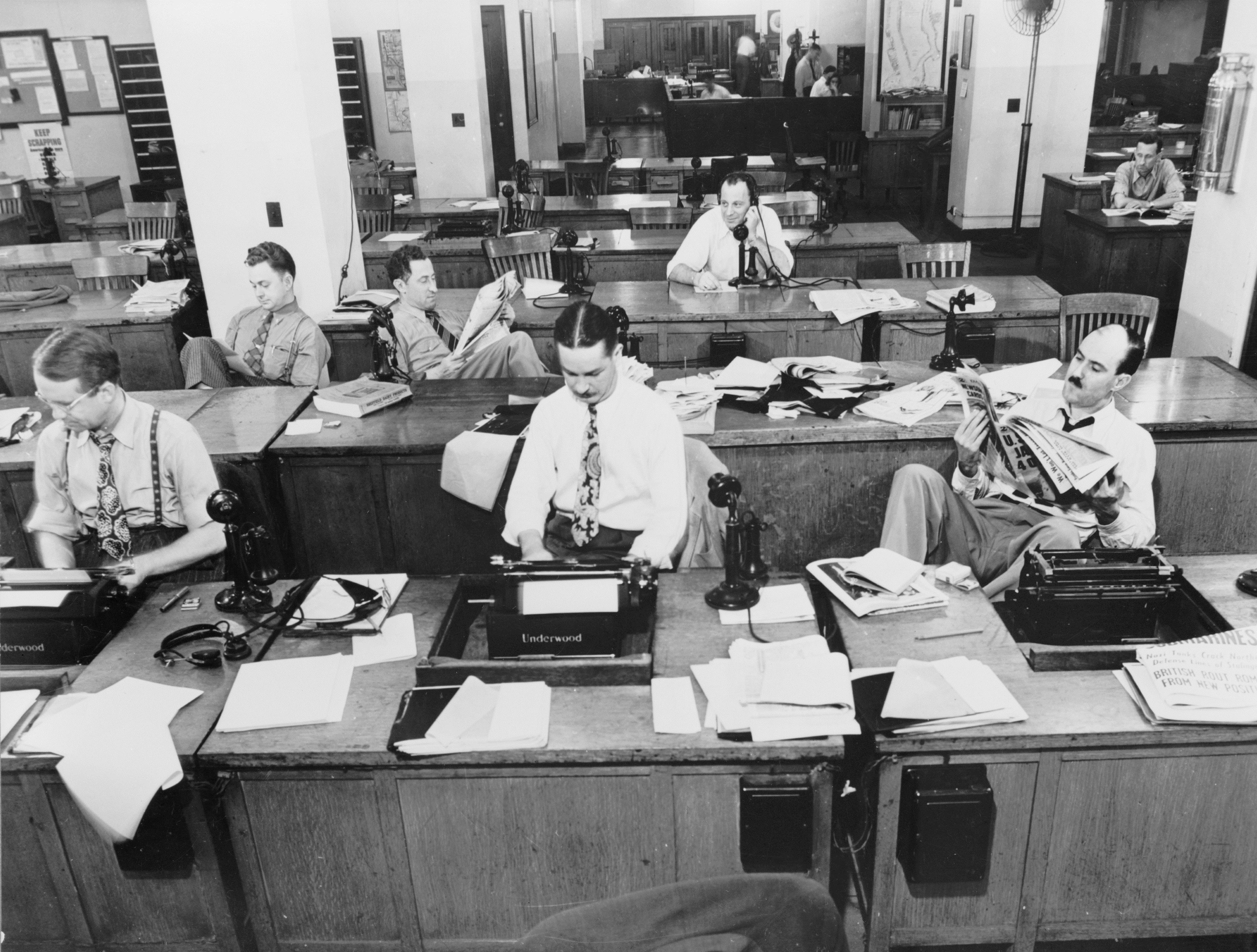 Fincham.Newsroom photo